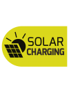 SOLAR POWERBANK BATTERY 8000 MAH