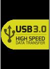 HDD ENCLOSURE SATA TYPE C 2.5''