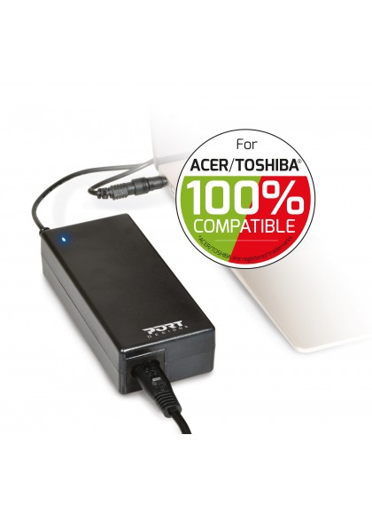 POWER SUPPLY 90 W - ACER/TOSHIBA - EU