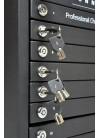 CHARGING CABINET 10 UNITS INDIVIDUAL DOOR LOCK