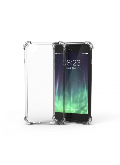 IPhone case soft clear