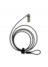 SECURITY CABLE COMBINATION - NOBLE WEDGE SLOT