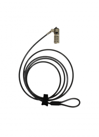 CABLE DE SECURITE A CODE SERIALISE -PACK 25 PCS