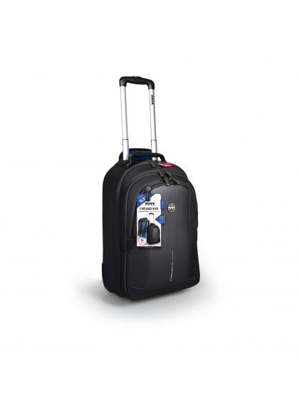 CHICAGO EVO BACKPACK TROLLEY 15.6''