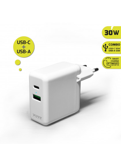 WALL CHARGER TYPE C PD 18W
