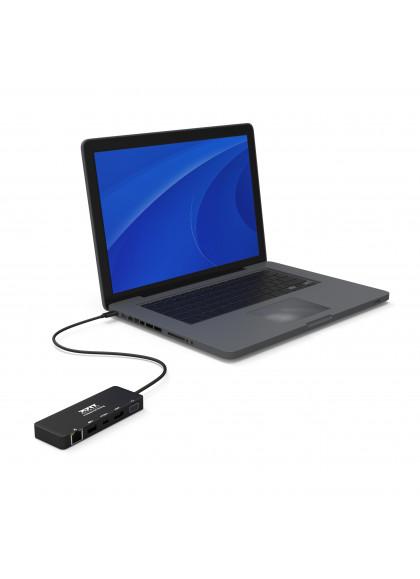 STATION D'ACCUEIL USB-C DE VOYAGE