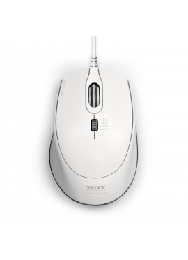 USB SILENT MOUSE WHITE
