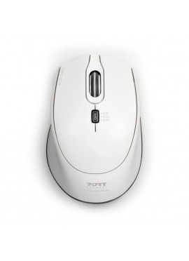 WIRELESS SILENT MOUSE WHITE