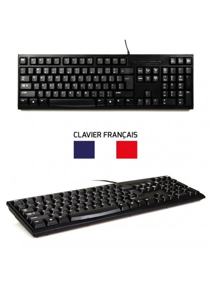 PACK KEYBOARD + MOUSE - FR