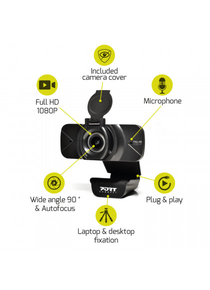 WEBCAM HD 1080