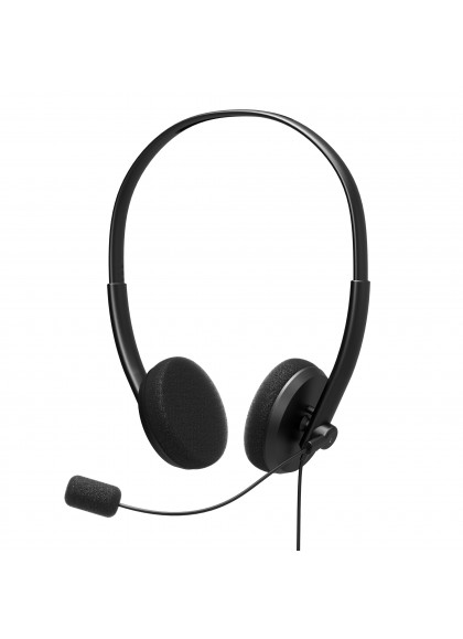 OFFICE USB STEREO HEADSET WITH MICROPHONE