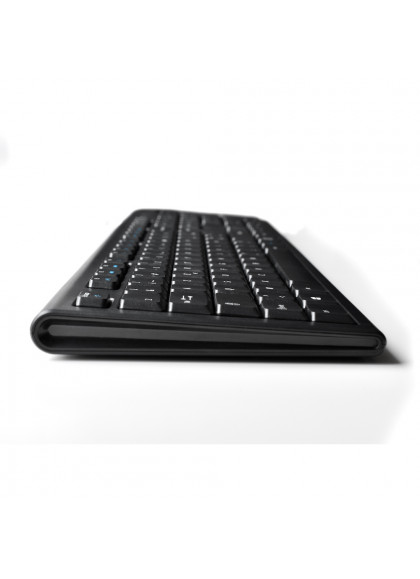 ESSENTIAL WIRELESS PACK: KEYBOARD + MOUSE + MOUSE PAD