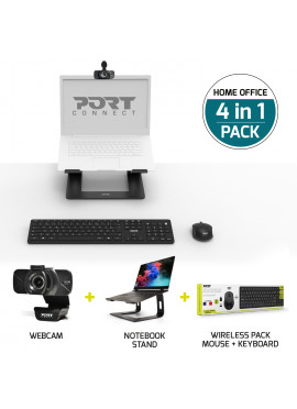4-IN-1 HOME OFFICE SET