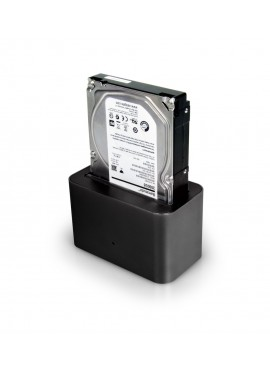 HDD DOCKING STATION SATA 2.5''+3.5''
