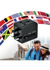 WORLD TRAVEL ADAPTER 2 USB