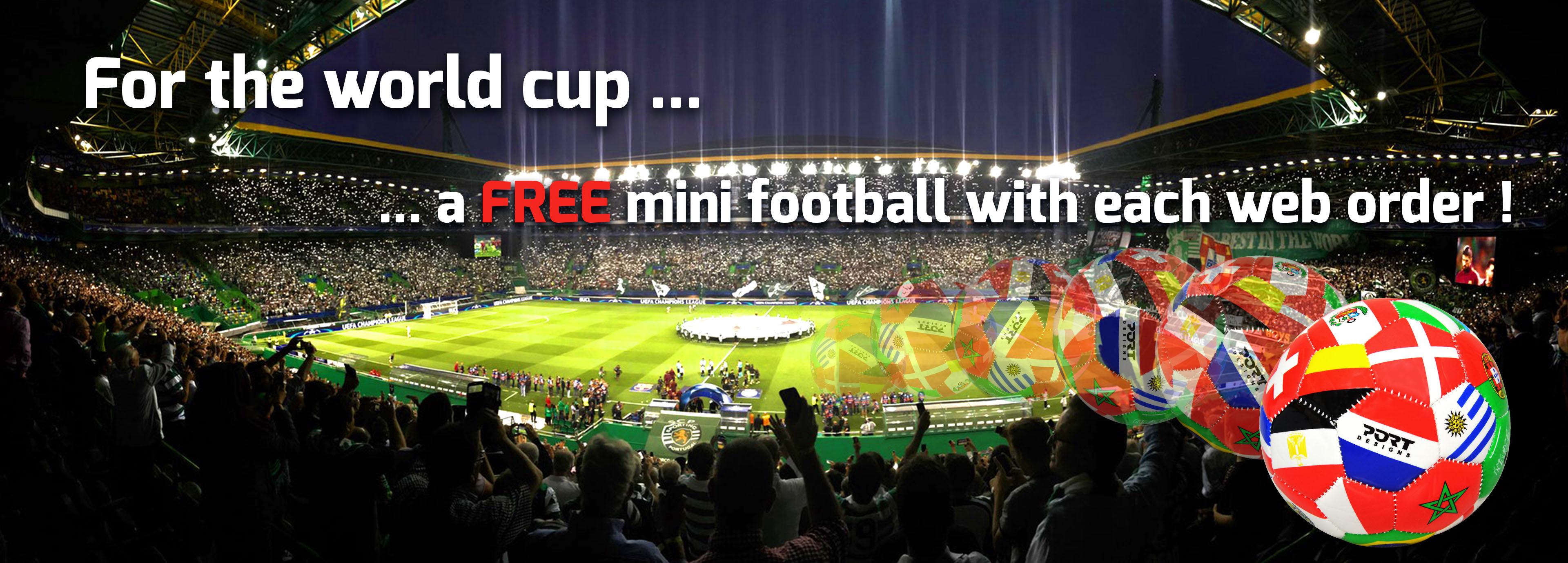 World Cup promo